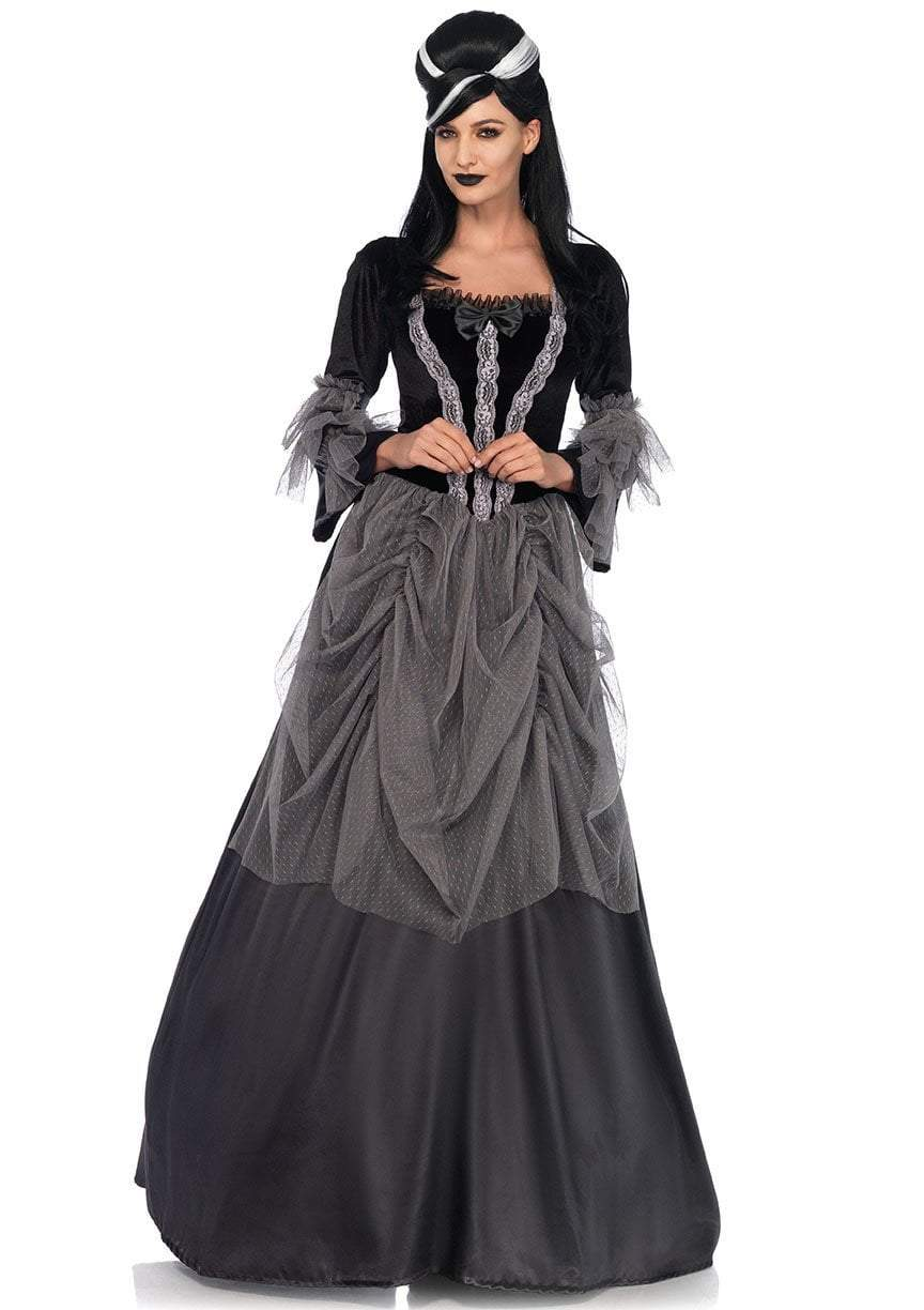 Leg Avenue Costumes LARGE Victorian Vampire Ball Gown Costume