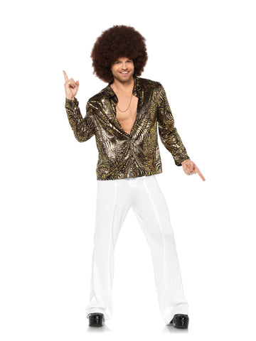 Boogie Down Babe Costume