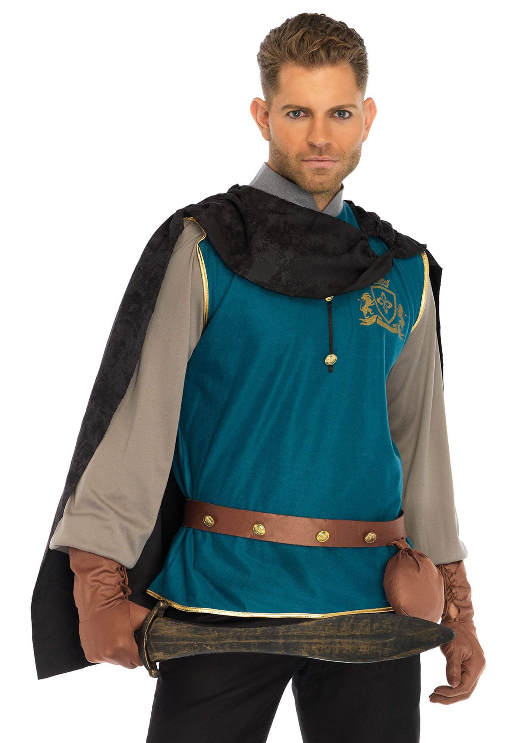 Leg Avenue Costumes MEDIUM/LARGE Adult Storybook Prince Cosutme