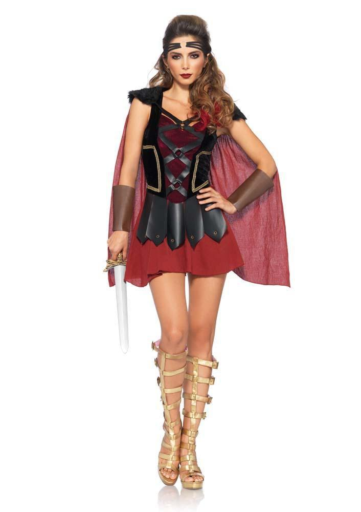 Leg Avenue Costumes MEDIUM/LARGE Adult Trojan Warrior Costume