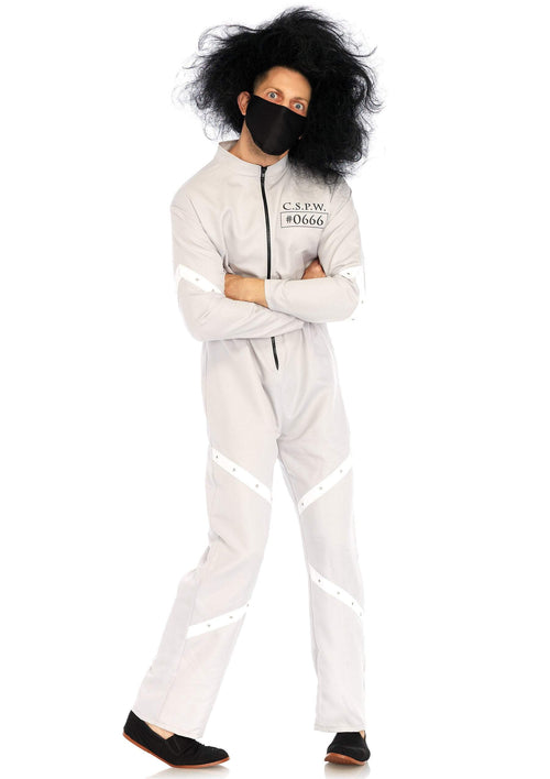 Leg Avenue Costumes MEDIUM/LARGE Mens Mental Patient Costume