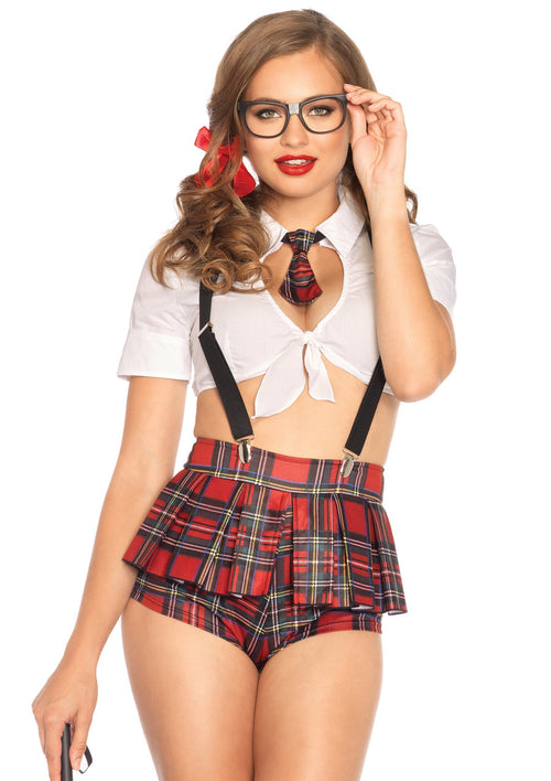Leg Avenue Costumes MEDIUM Sexy Teacher's Pet Costume