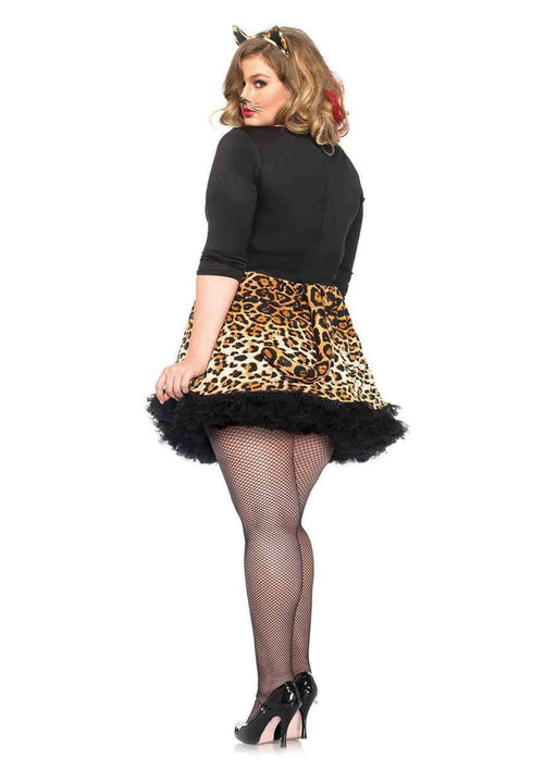 Leg Avenue Costumes Plus Size Sexy Wildcat Costume