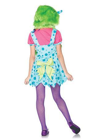 Leg Avenue Costumes Teen Girls One-Eyed Erin Costume