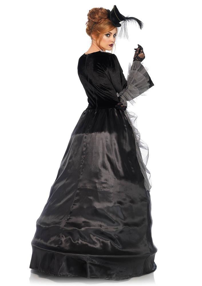 Leg Avenue Costumes Victorian Vampire Ball Gown Costume