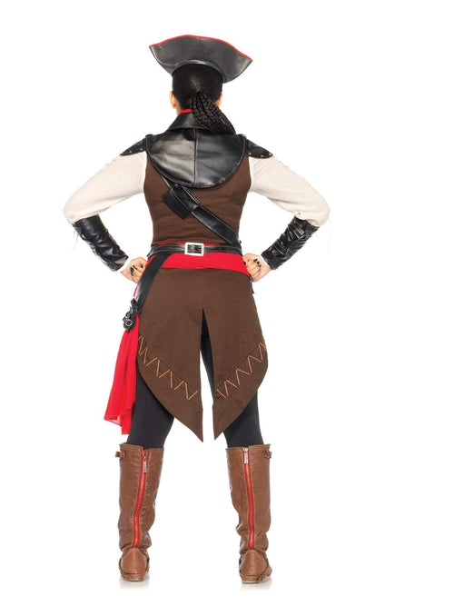 Leg Avenue Staging Adult Aveline Assassins Creed Costume