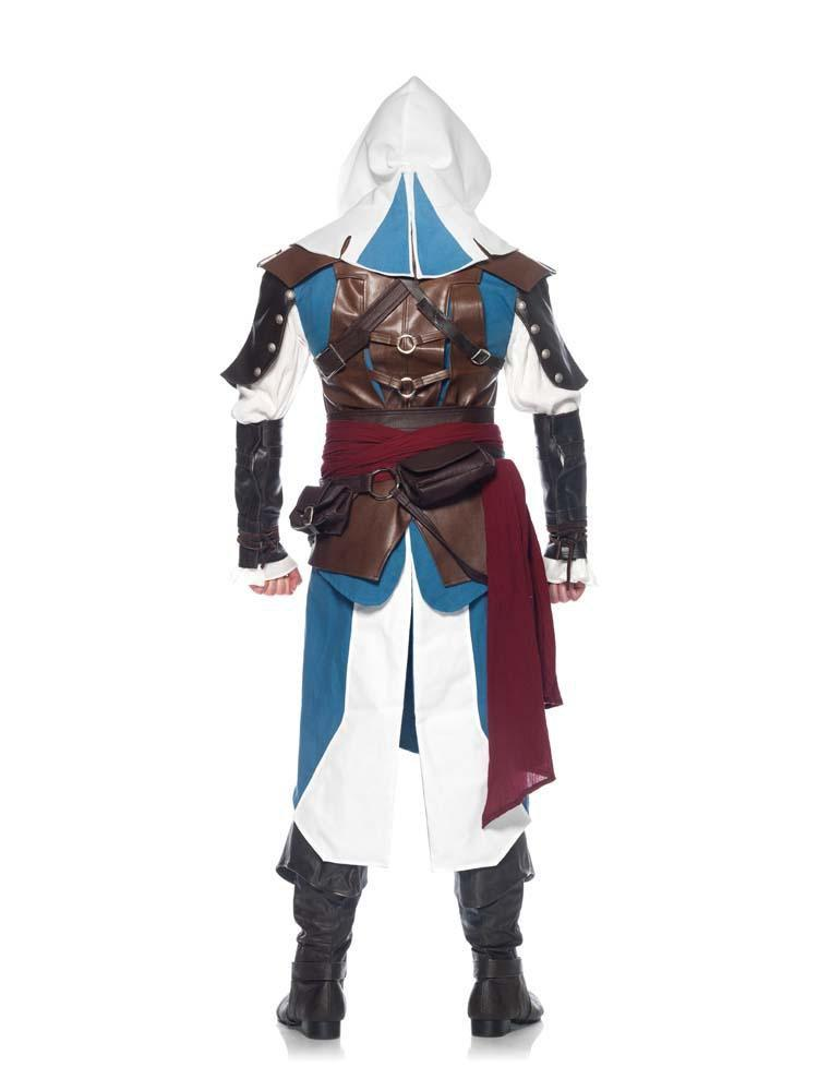 Adult Edward Assassins Creed Costume Jj S Party House