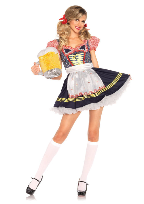 Leg Avenue Staging Beer Stein Babe Costume