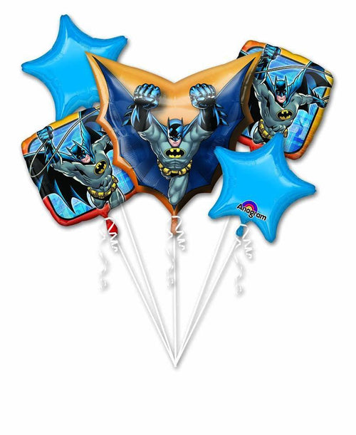 Mayflower Balloons Batman Balloon Bouquet