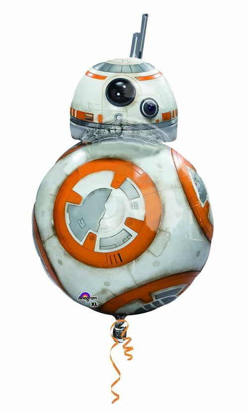 Mayflower Balloons BB8 Star Wars The Force Awakens Balloons 33""