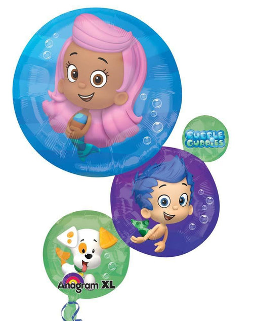 Mayflower Balloons Bubble Guppies Giant Balloon