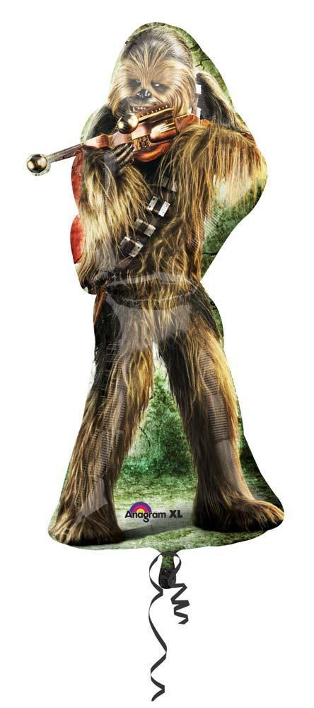 "Mayflower Balloons Chewbacca Giant Balloon 38"" - Star Wars"