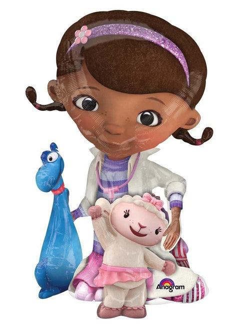 Mayflower BALLOONS Doc McStuffins Air Walker Balloon