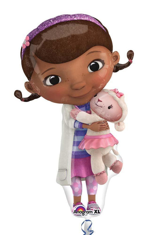 Mayflower Balloons Doc McStuffins Giant Balloon