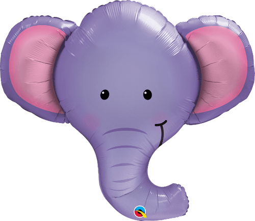Mayflower Balloons Ellie the Elephant Jumbo Balloon 39""