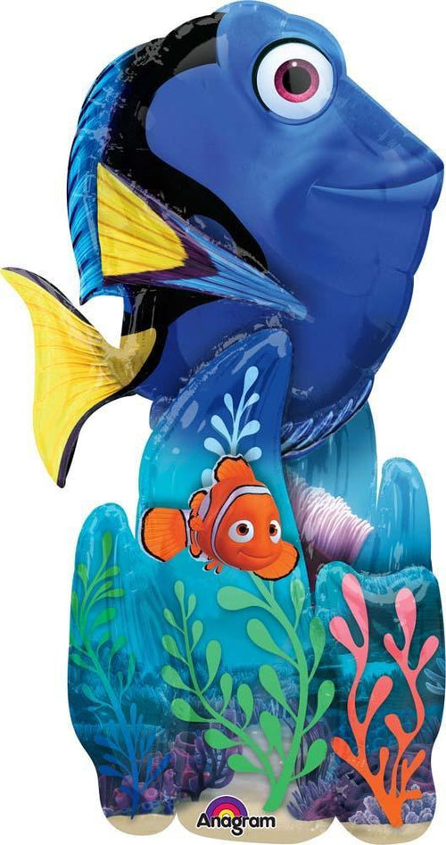 Mayflower BALLOONS Finding Dory Air Walker Balloon 55""