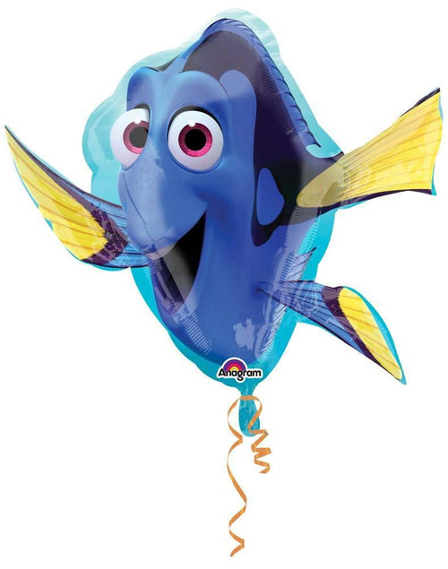 Mayflower Balloons Finding Dory SuperShape Balloon 30""