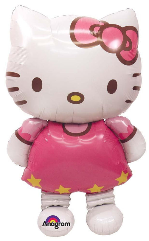 Mayflower BALLOONS Hello Kitty Air Walker Balloon
