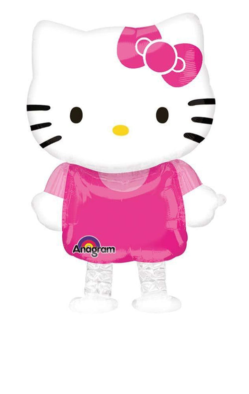 Mayflower BALLOONS Hello Kitty Air Walker Balloon 23in