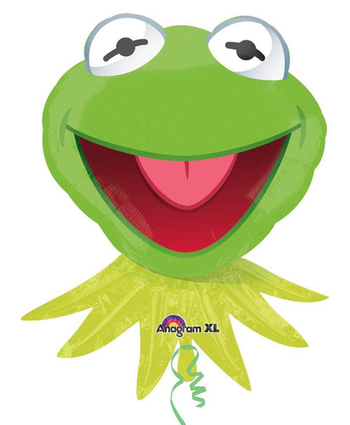"Mayflower Balloons Kermit the Frog Giant Balloon 30"" - The Muppets"