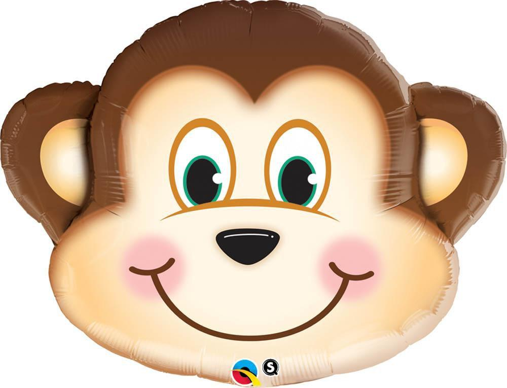 Mayflower Balloons Mischievous Monkey Balloon 30""