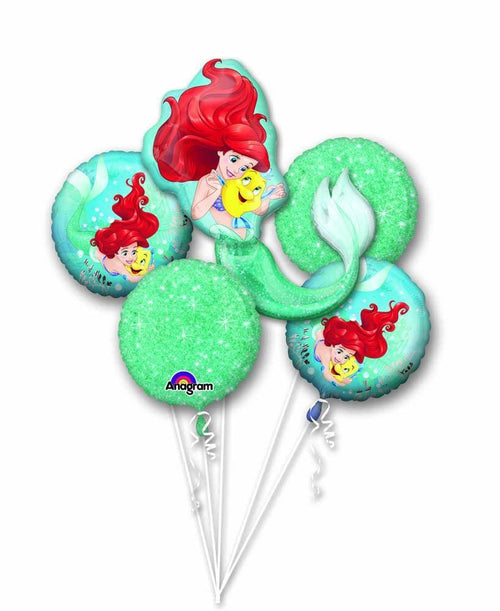 Mayflower Balloons Princess Ariel Dream Big Balloon Bouquet
