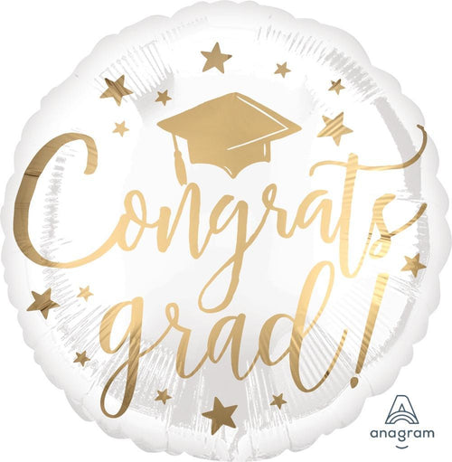 Mayflower Distributors Balloons Congrats Grad Mylar Balloon 18""