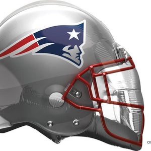 Mayflower Distributors Balloons New England Patriots Helmet Balloon