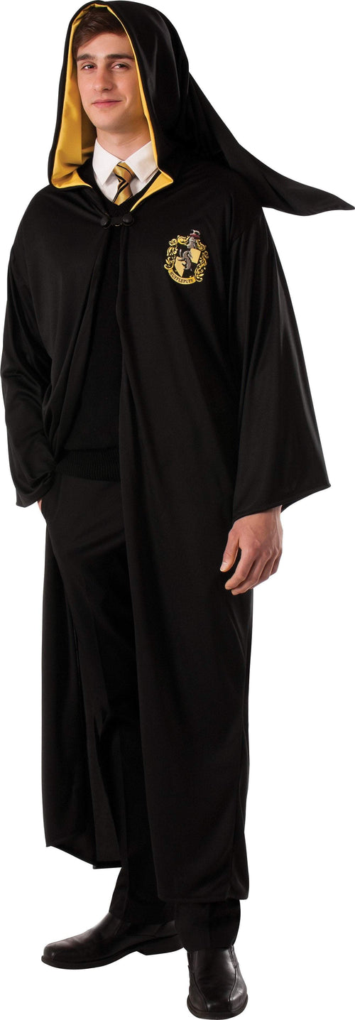 Rubies Costume Accessories Adult Hufflepuff Robe - Harry Potter