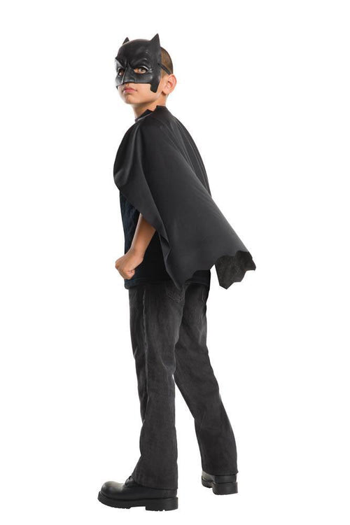 Rubies Costume Accessories Boys Batman Cape & Mask Set