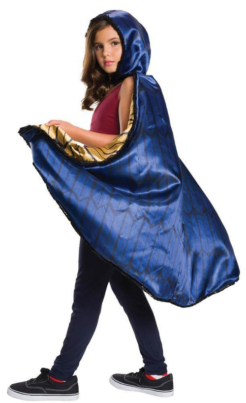 Rubies Costume Accessories Girls Deluxe Wonder Woman Cape