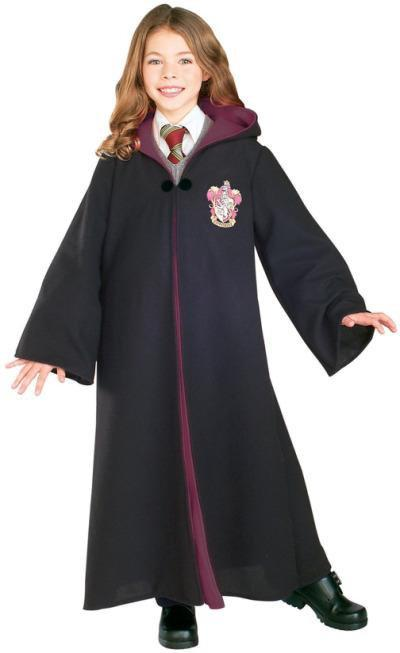 Rubies Costume Accessories Kids Deluxe Gryffindor Robe - Harry Potter