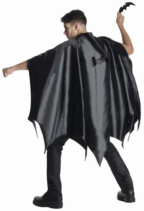 Rubies Costume Accessories Men's Deluxe Batman Cape