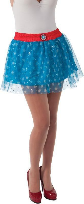 Rubies Costume Accessories Women's Captain America Tutu Skirt