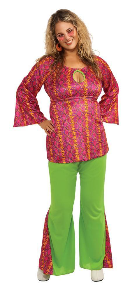 Rubies Costumes Adult 60s Girl Plus Size Costume