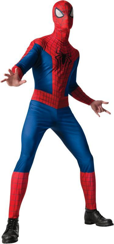 Rubies Costumes Adult Amazing Spider-Man Costume
