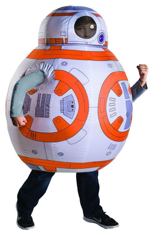Rubies Costumes Adult BB-8 Inflatable Costume - Star Wars: The Last Jedi