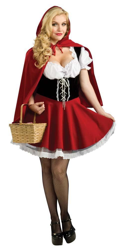 Rubies Costumes Adult Classic Red Riding Hood Costume