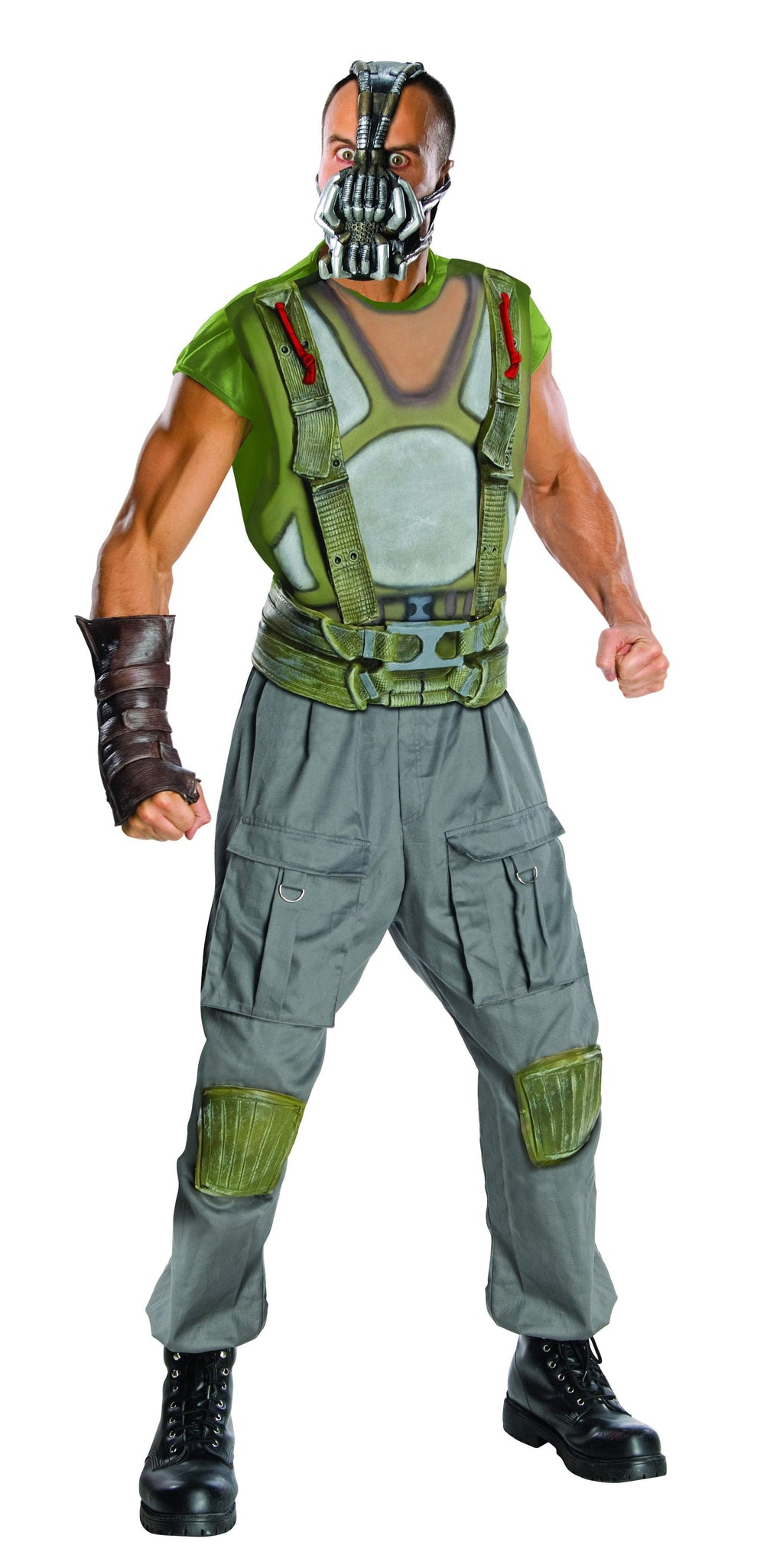 Rubies Costumes Adult Deluxe Bane Costume - Batman: The Dark Knight