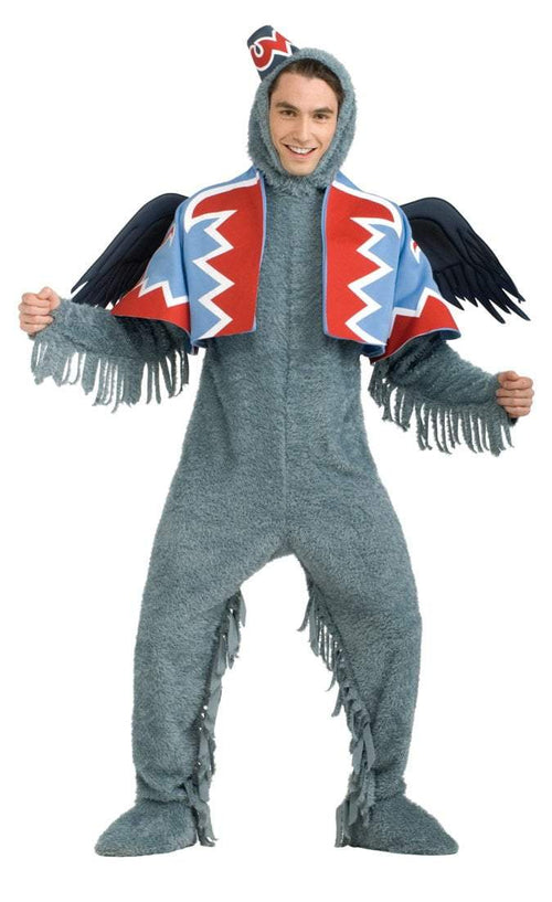 Rubies Costumes Adult Deluxe Flying Monkey Costume - Wizard of Oz