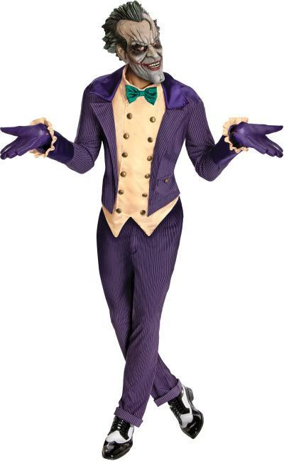 Rubies Costumes Adult Deluxe Joker Costume