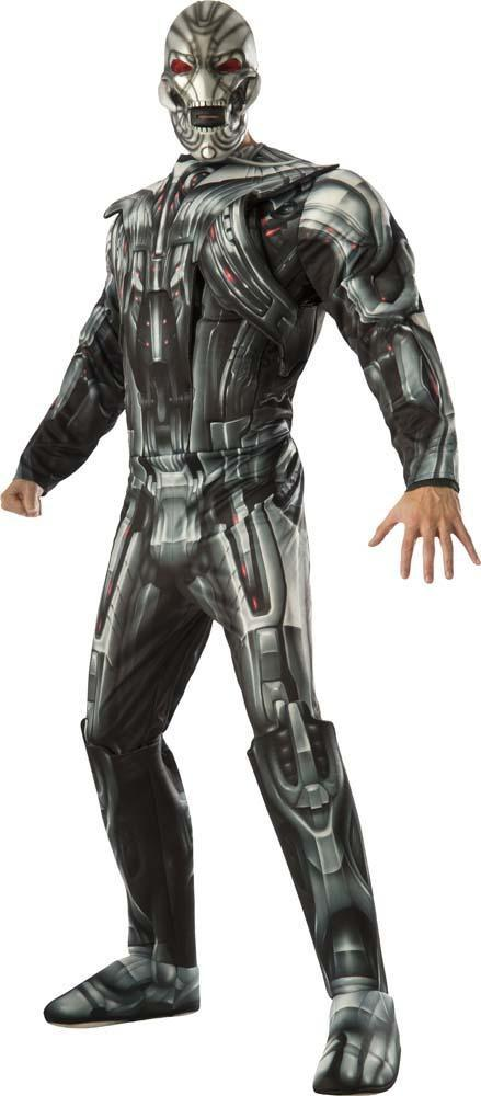 Rubies Costumes Adult Deluxe Ultron Costume - Avengers 2