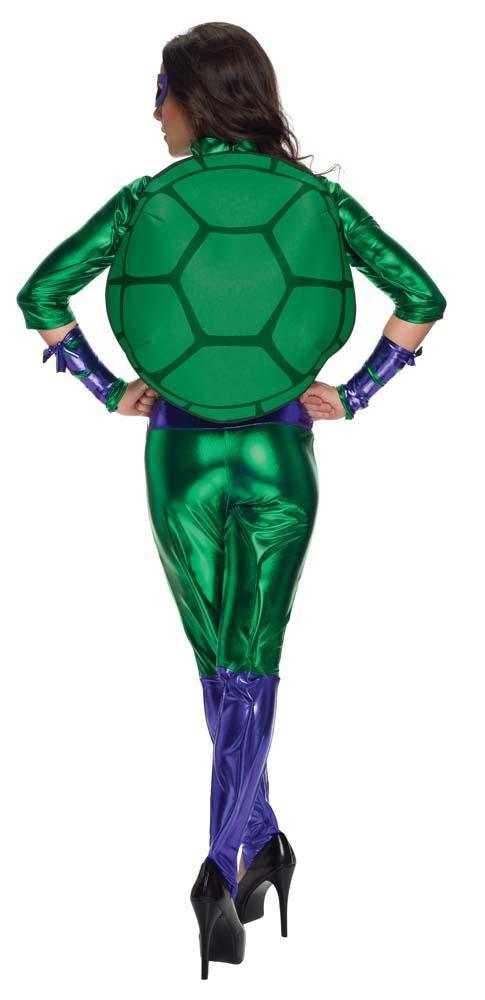 Rubies Costumes Adult Donatello Jumpsuit Costume - Teenage Mutant Ninja Turtles