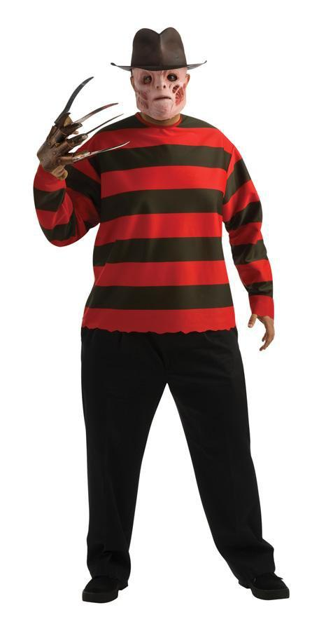Rubies Costumes Adult Freddy Krueger Plus Size Costume