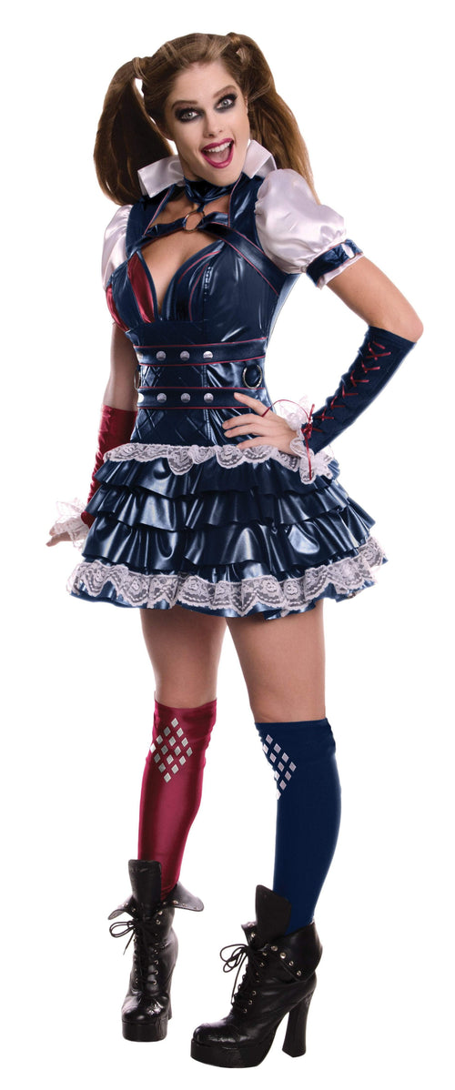 Rubies Costumes Adult Harley Quinn Costume