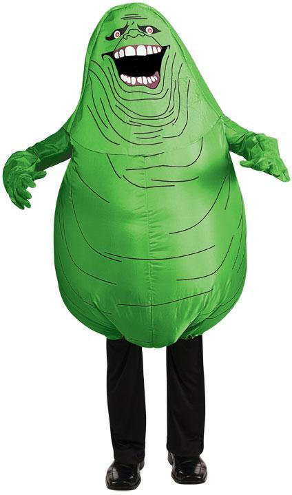 Rubies Costumes Adult Inflatable Slimer Costume - Ghostbusters