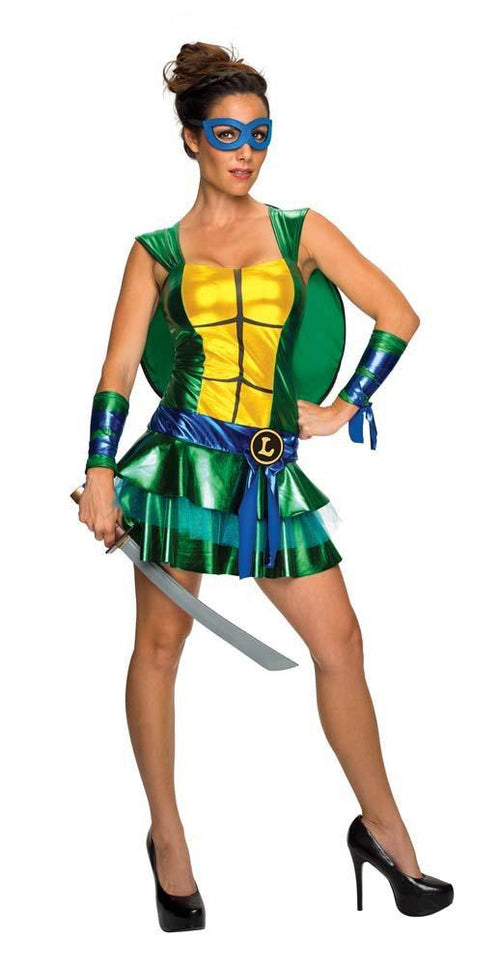 Rubies Costumes Adult Leonardo Dress - Teenage Mutant Ninja Turtles