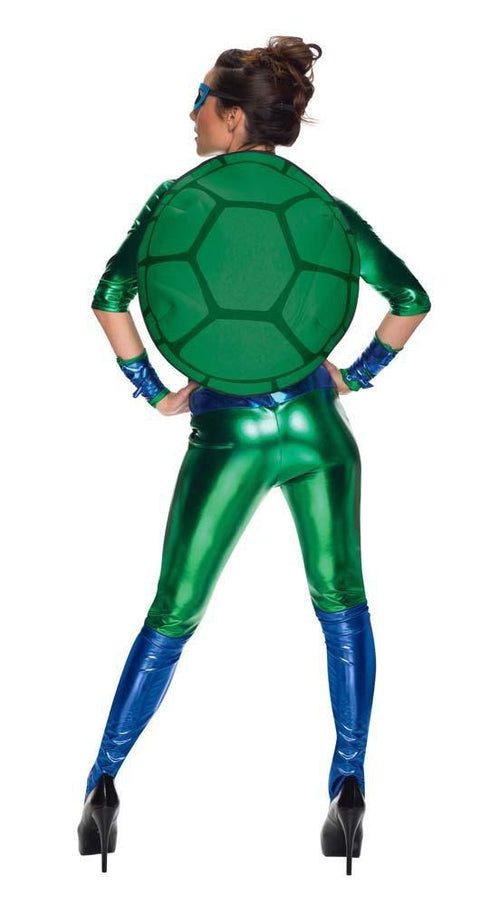 Rubies Costumes Adult Leonardo Jumpsuit Costume - Teenage Mutant Ninja Turtles