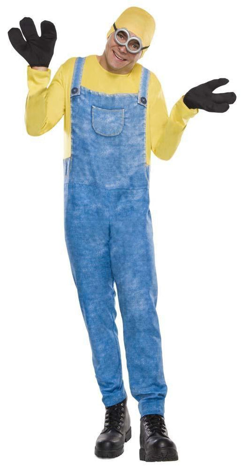 Rubies Costumes Adult Minion Bob Costume - Despicable Me