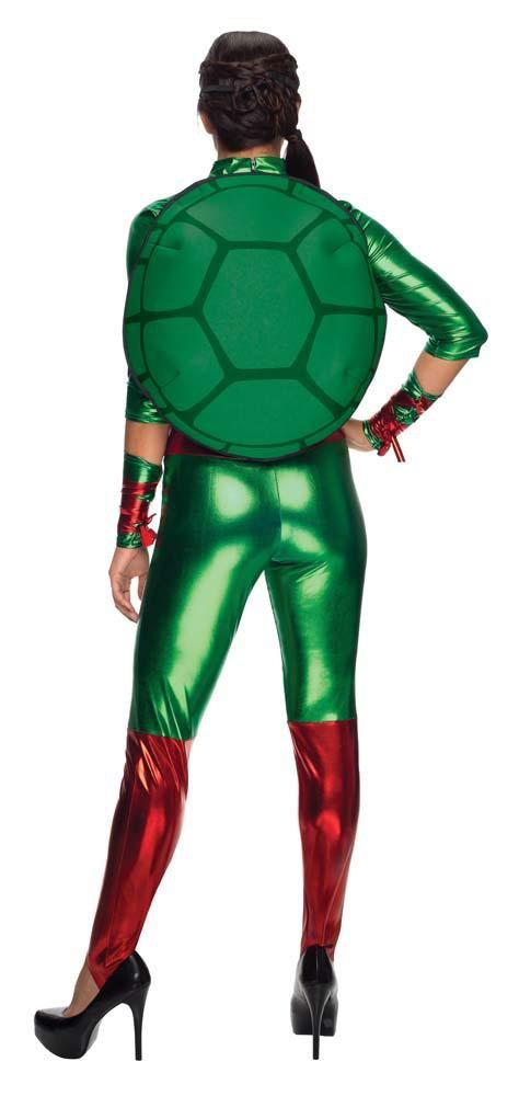 Rubies Costumes Adult Raphael Jumpsuit Costume - Teenage Mutant Ninja Turtles